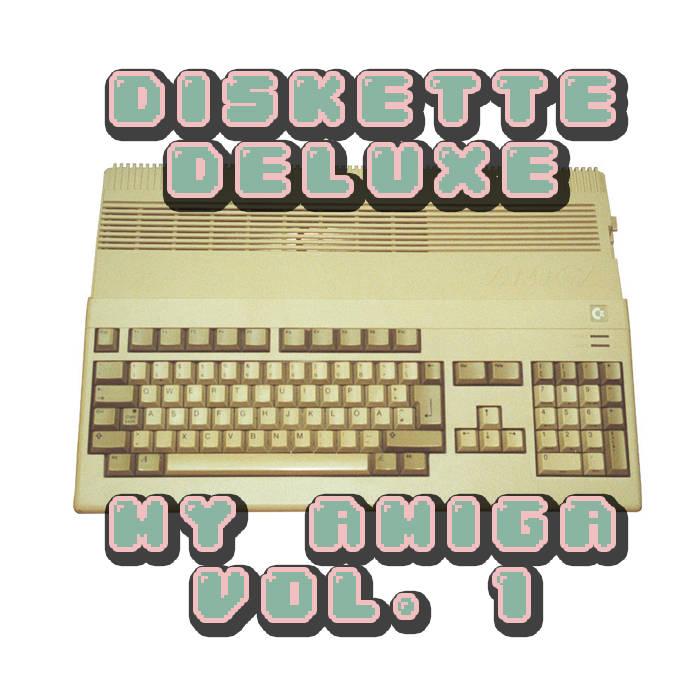 My Amiga vol. 1 cover art