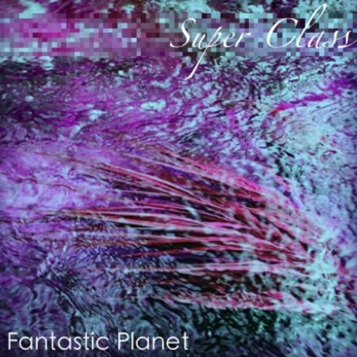 Fantastic Planet cover art