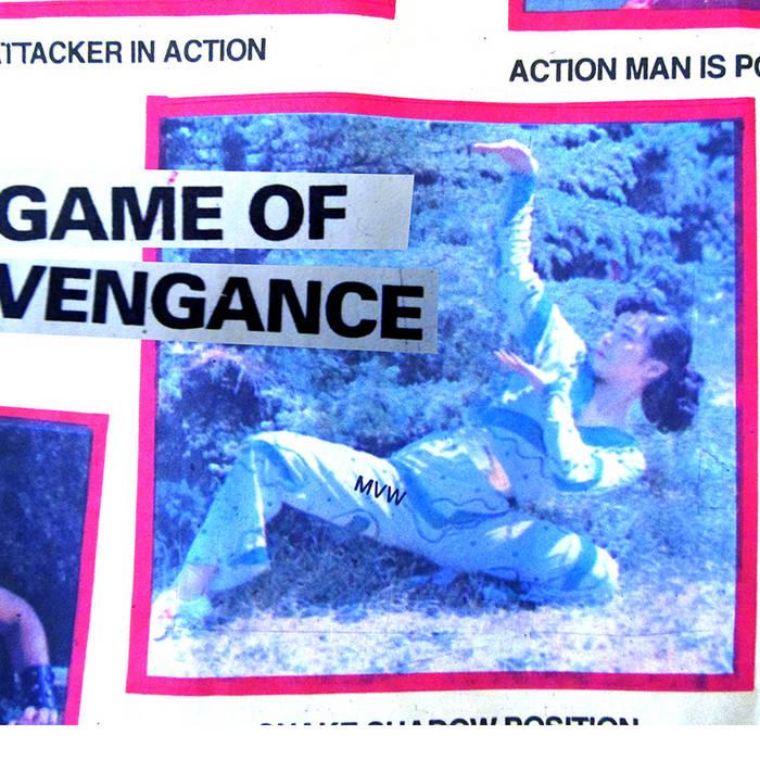 The Revenge cover art