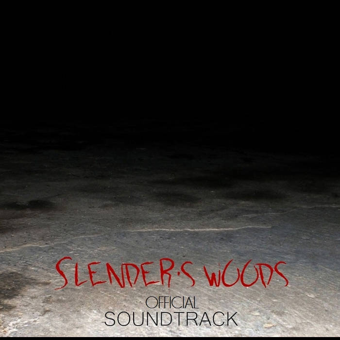 Slender's Woods Soundtrack cover art