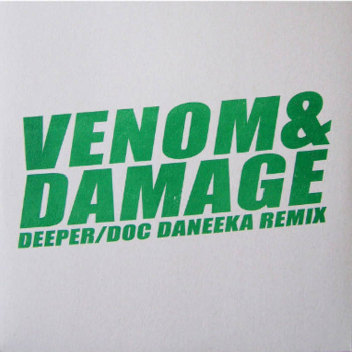 Venom & Damage - Deeper cover art