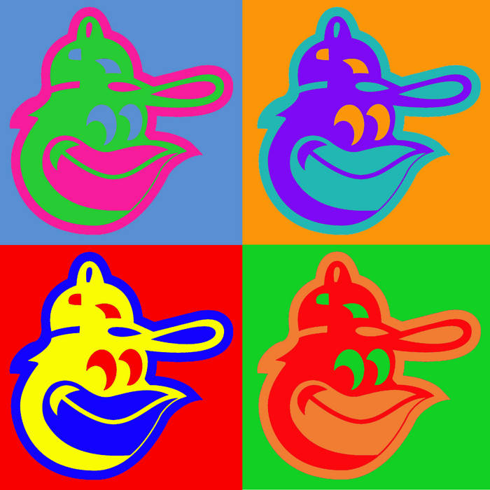 Oh Oh Orioles cover art