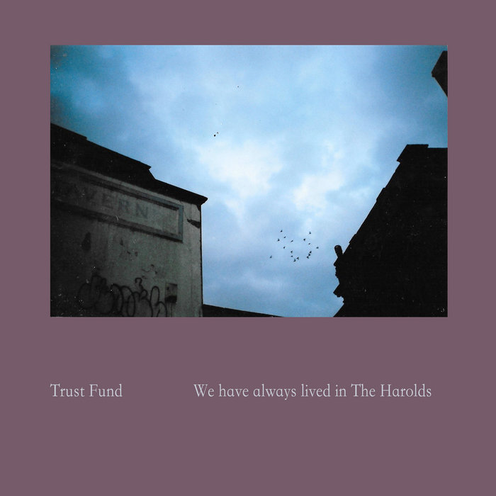 We have always lived in The Harolds cover art