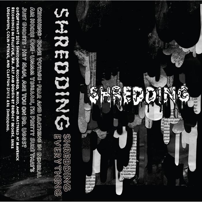 Shredding Everything cover art