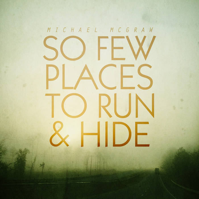 So Few Places to Run and Hide - 2015 cover art