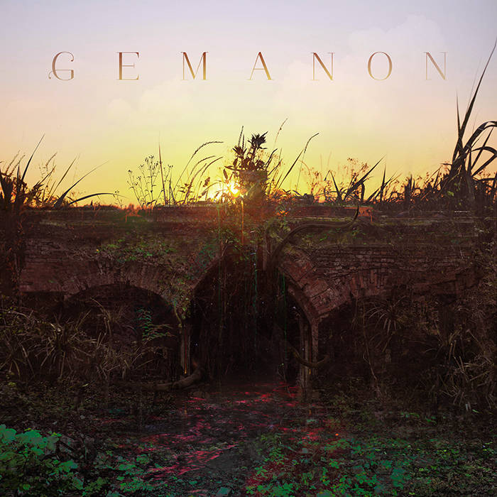 GEMANON cover art