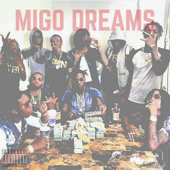 Migo Dreams cover art