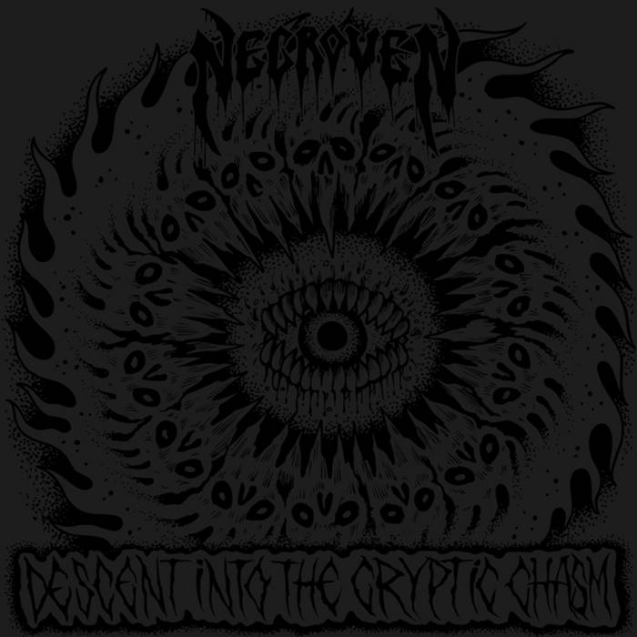 Desdcent Into The Cryptic Chasm cover art