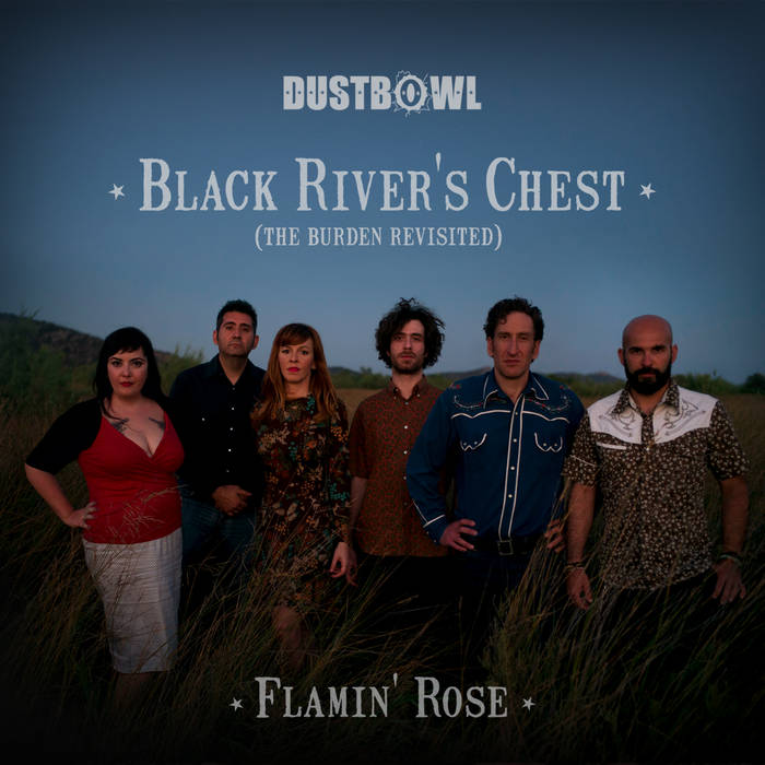 Black River's Chest [The Burden Revisited] / Flamin' Rose cover art