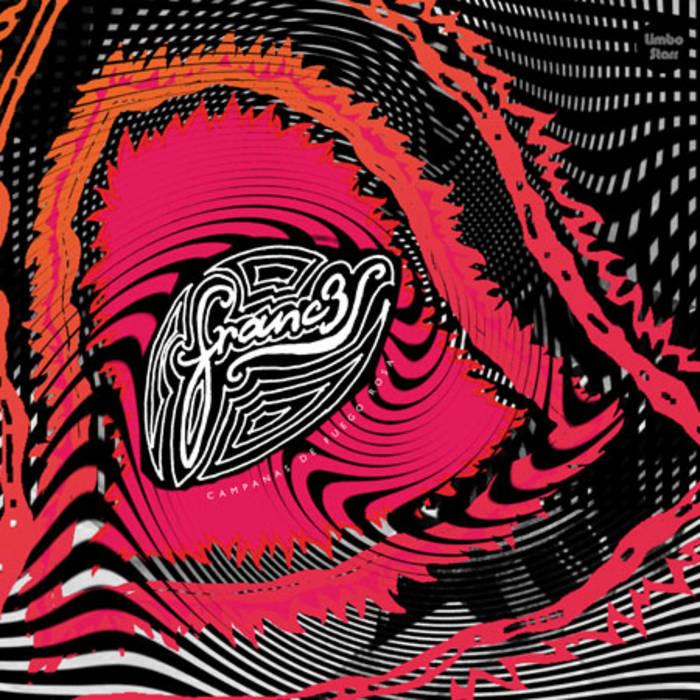 CAMPANAS DE FUEGO ROSA cover art