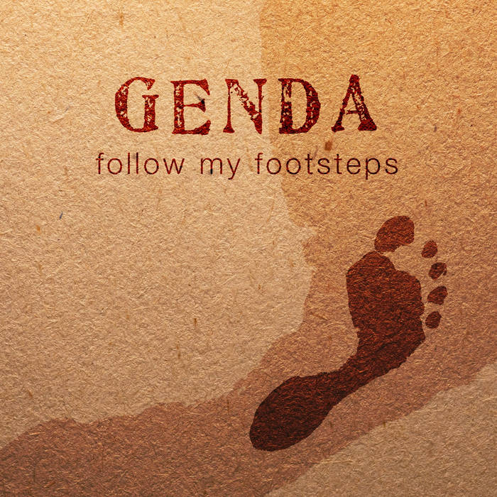 Follow My Footsteps cover art