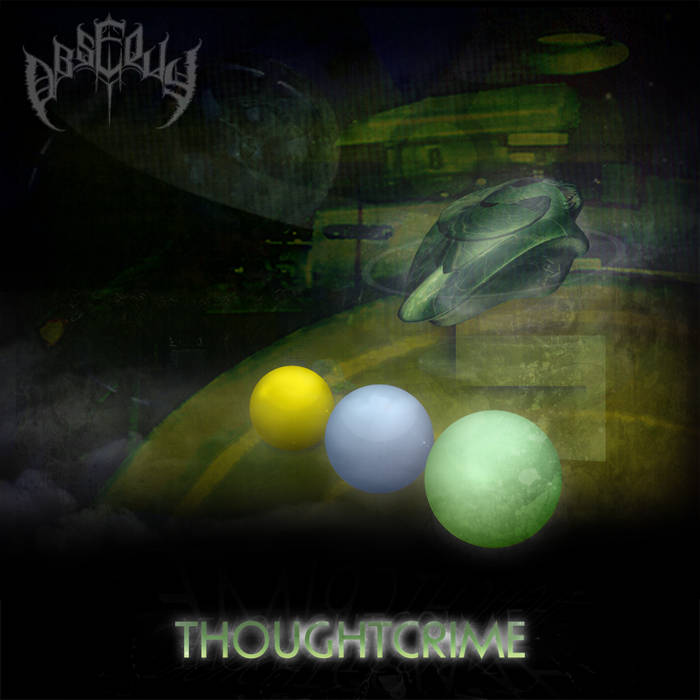 Thoughtcrime cover art