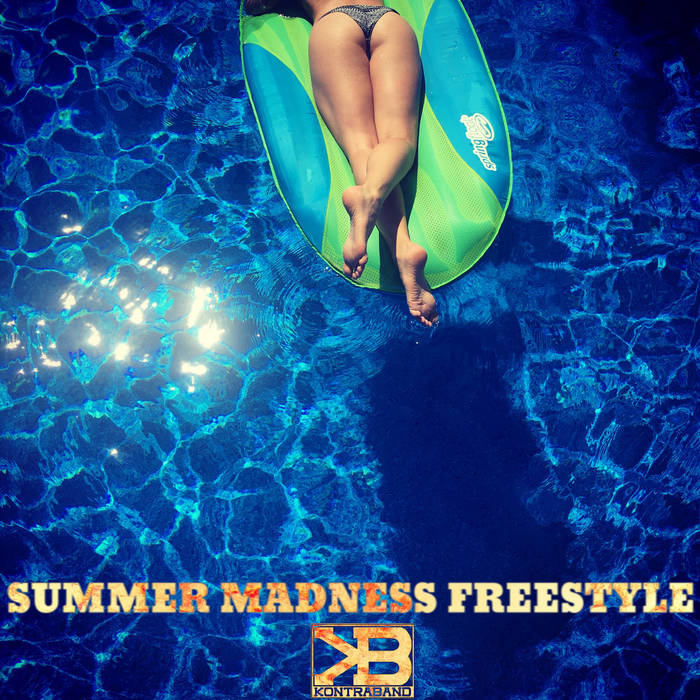 Summer Madness Freestyle cover art