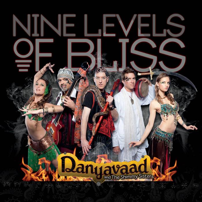 Nine Levels of Bliss cover art