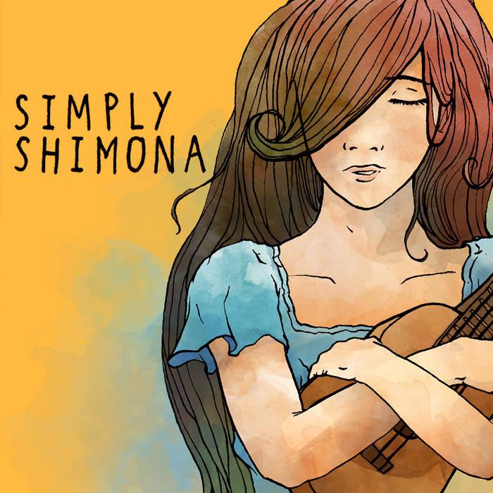 Simply Shimona cover art