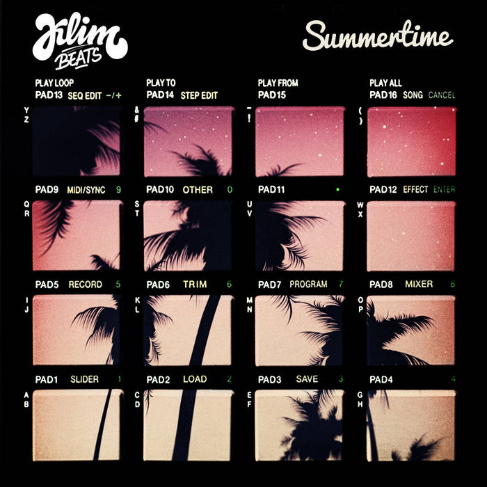 SUMMERTIME cover art