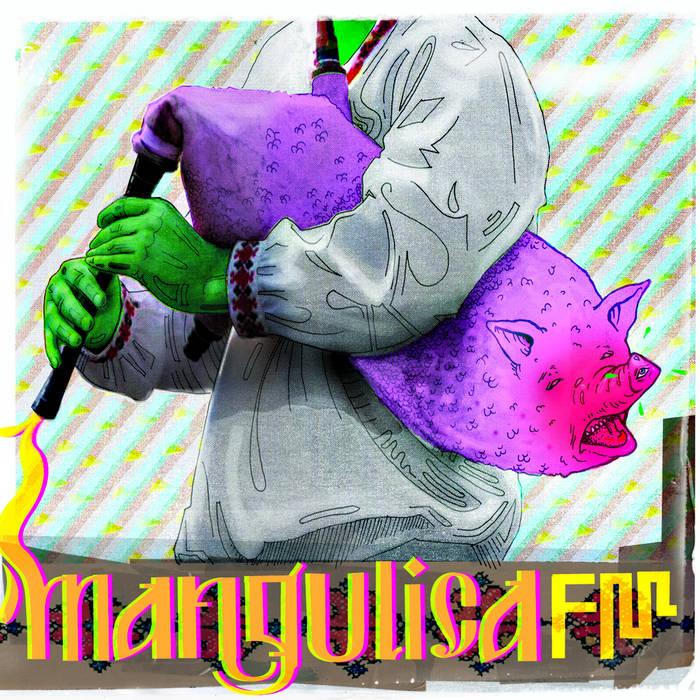 mangulicaFM cover art