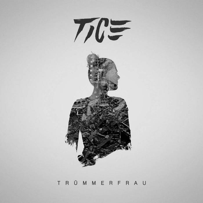 Trümmerfrau EP cover art