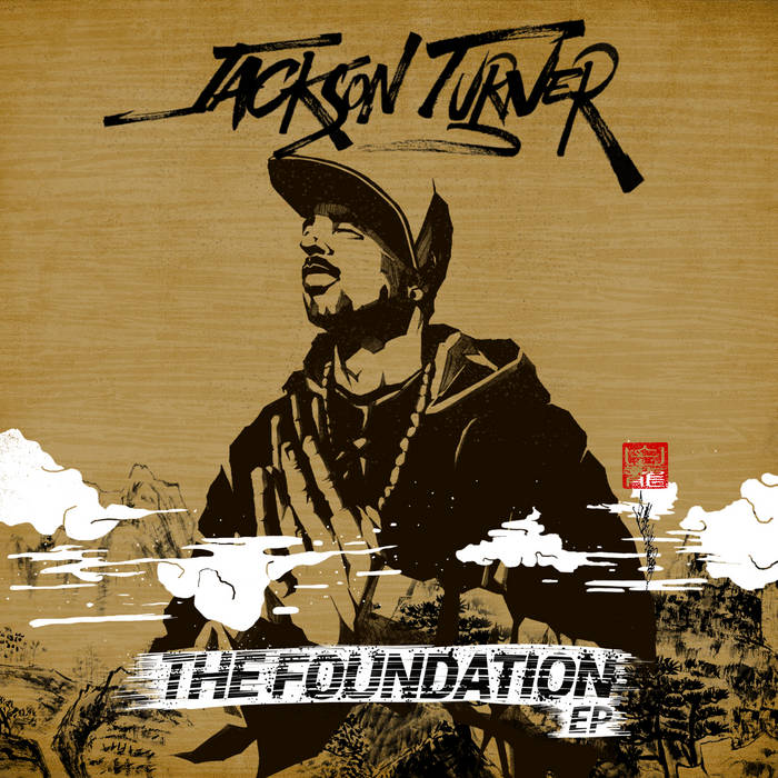 The Foundation EP cover art