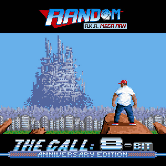 The Call: 8-Bit Anniversary Edition cover art