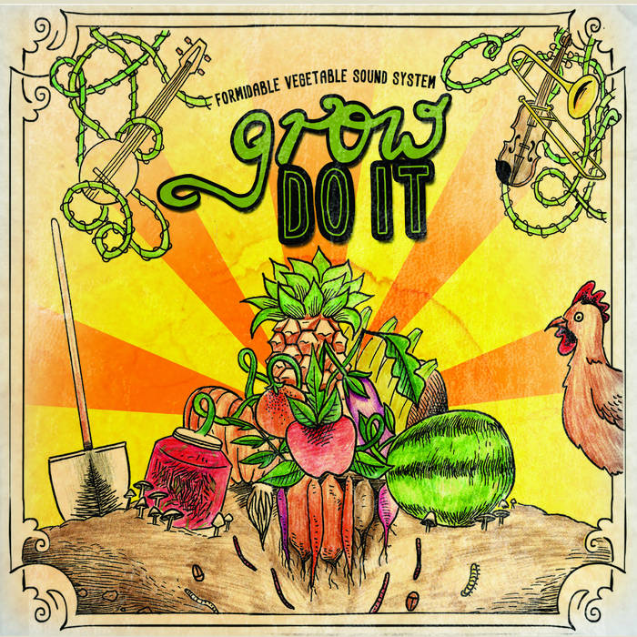 Grow Do It cover art