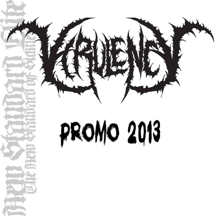 VIRULENCY | Promo 2013 cover art