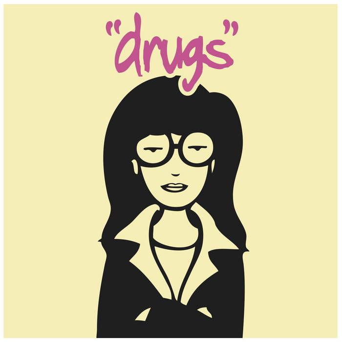 DRUGS cover art