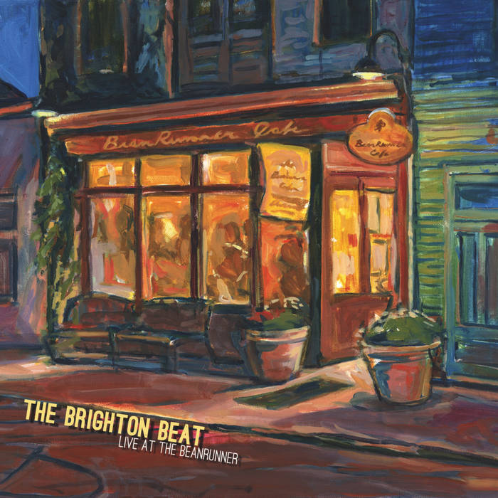 Live At The Bean Runner cover art