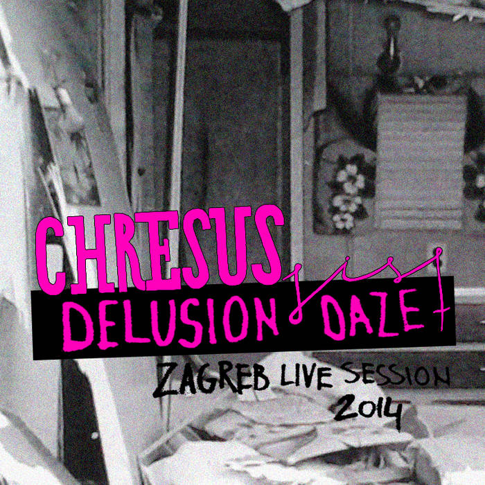 delusion daze cover art