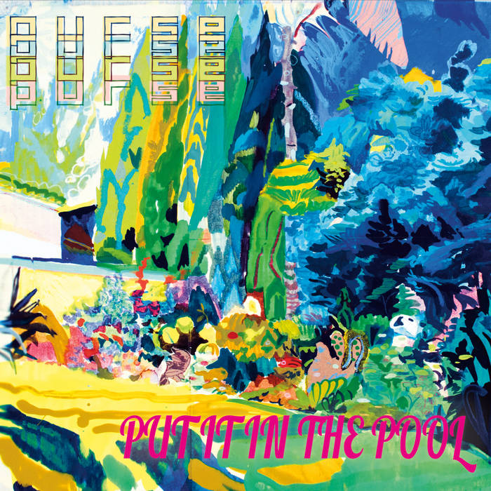 PUT IT IN THE POOL cover art