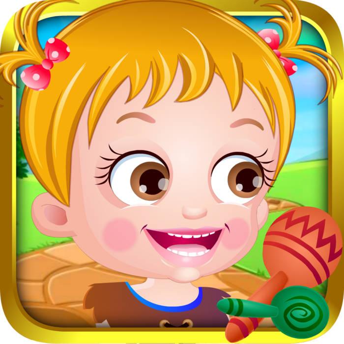 Jogos da Bebê Hazel cover art