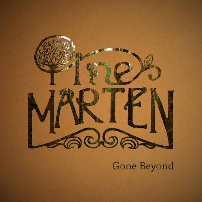Gone Beyond EP cover art