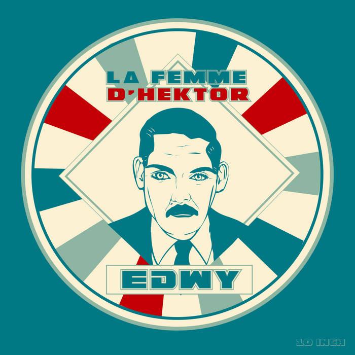 EDWY(la moustache) cover art
