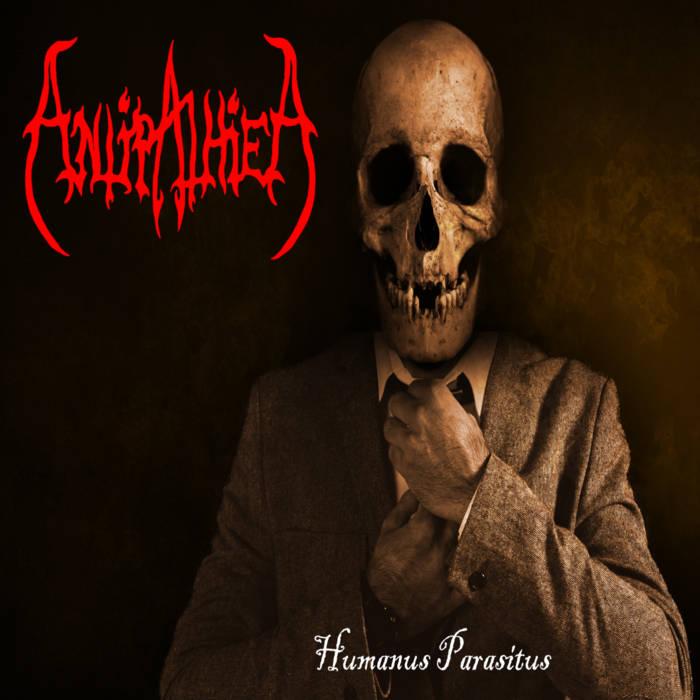 Humanus Parasitus cover art