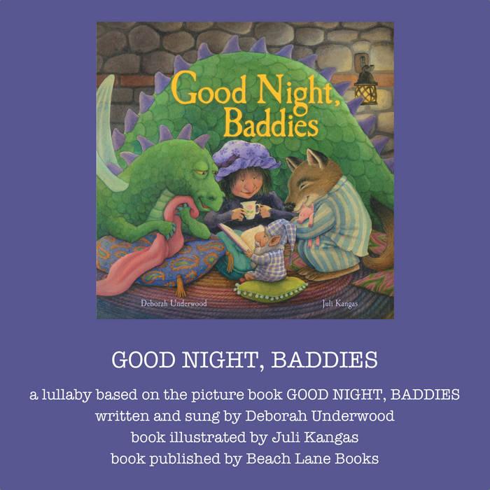Good Night, Baddies cover art