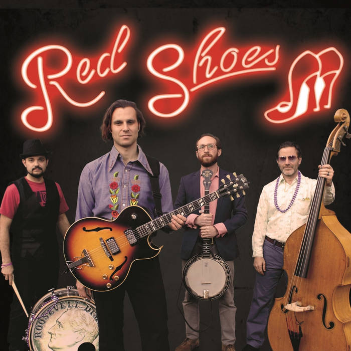 Red Shoes cover art