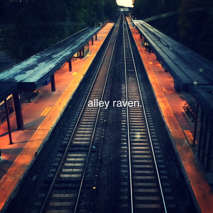 Alley Raven cover art