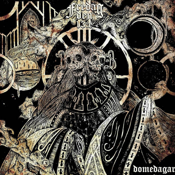 Domedagar cover art