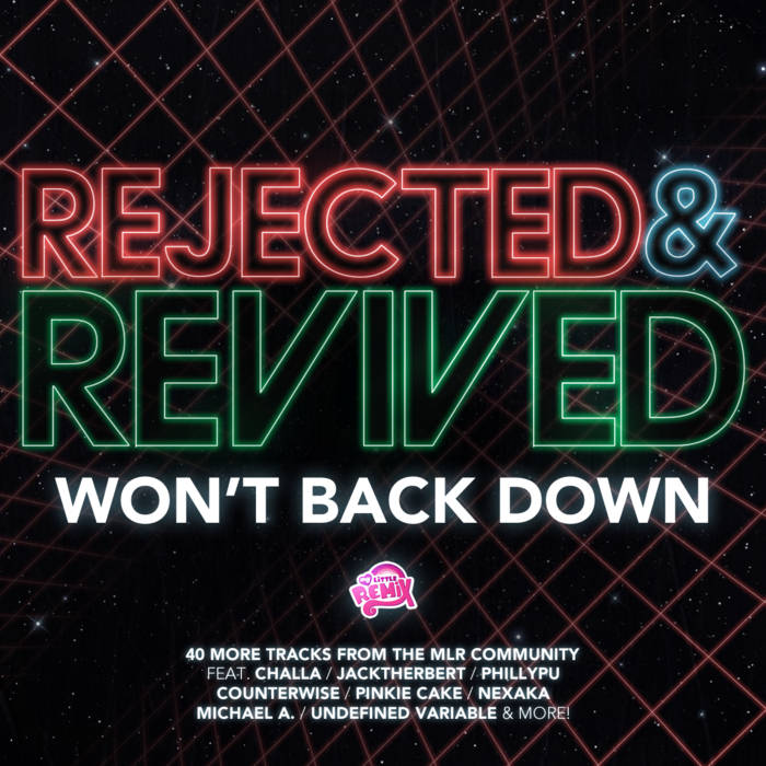 Won't Back Down cover art