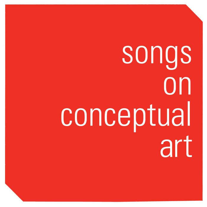 Songs on Conceptual Art cover art