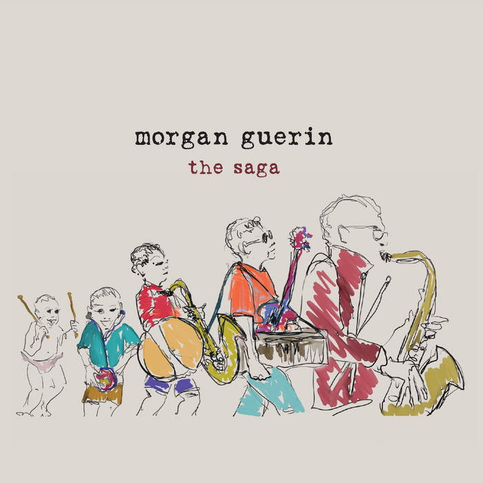The Saga cover art