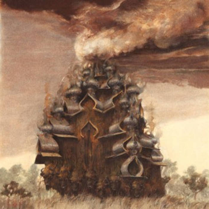 Horseback / Locrian - New Dominions cover art
