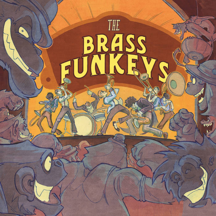 The Brass Funkeys cover art