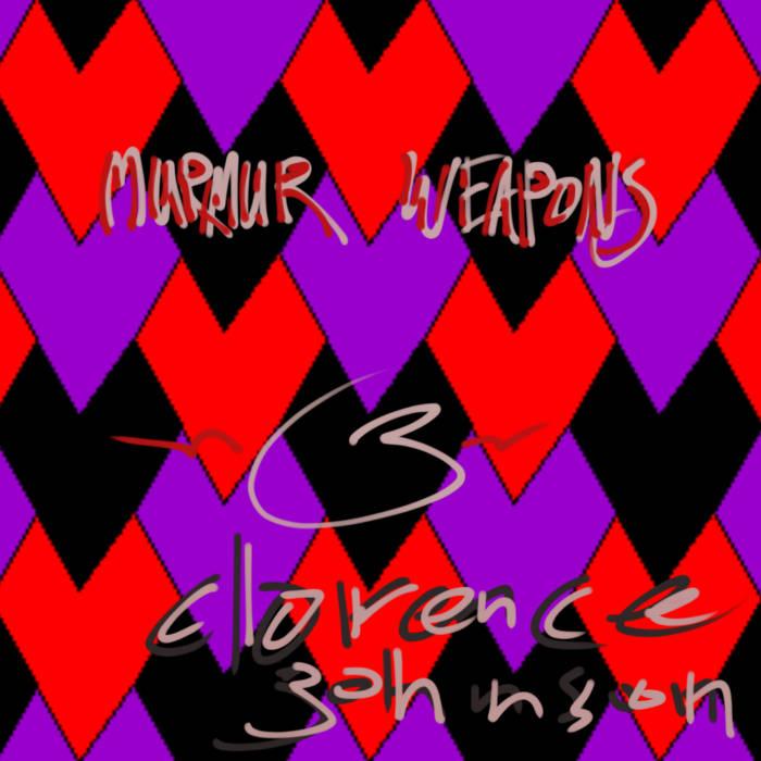 murmur weapons volume 3 cover art