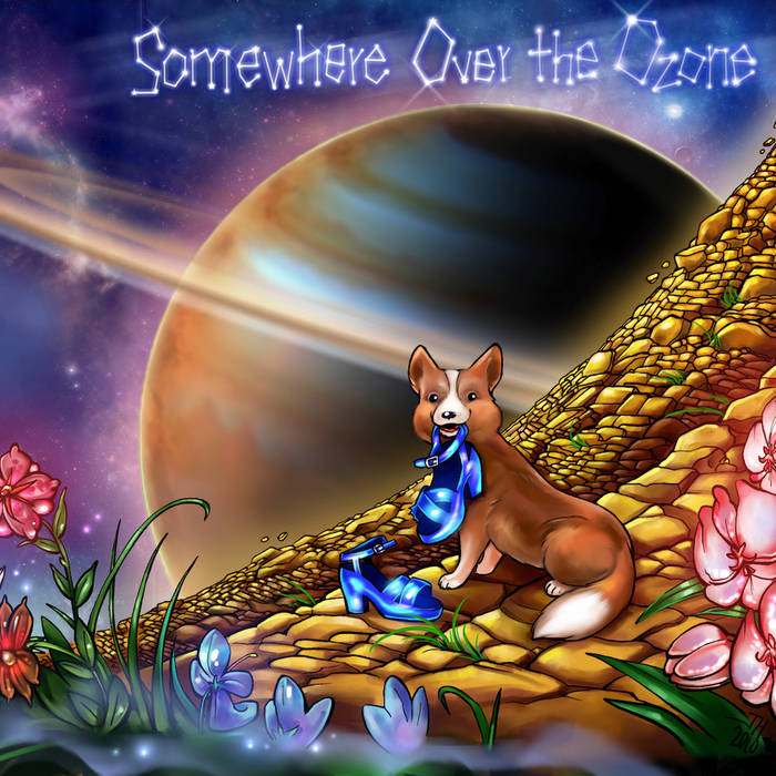 Somewhere Over the Ozone cover art