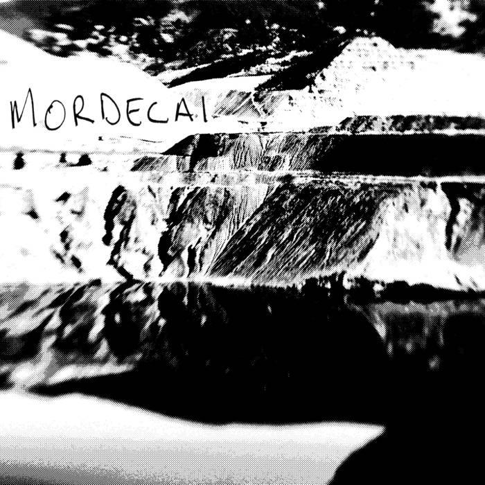 Mordecai cover art
