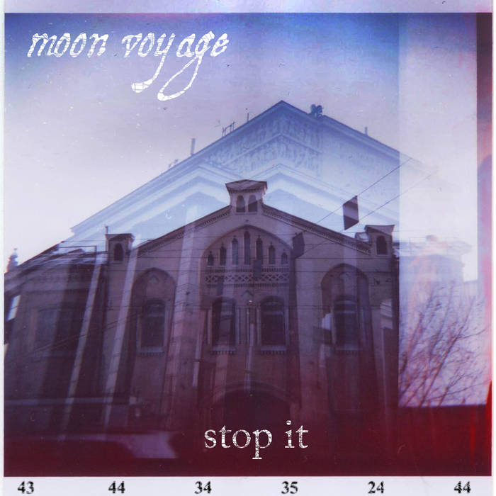 Stop It cover art