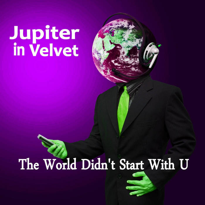 The World Didn't Start With U cover art