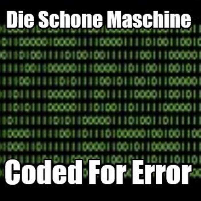 Coded For Error cover art