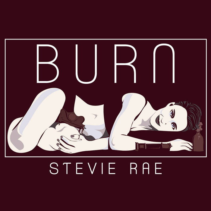 Burn (Single) cover art